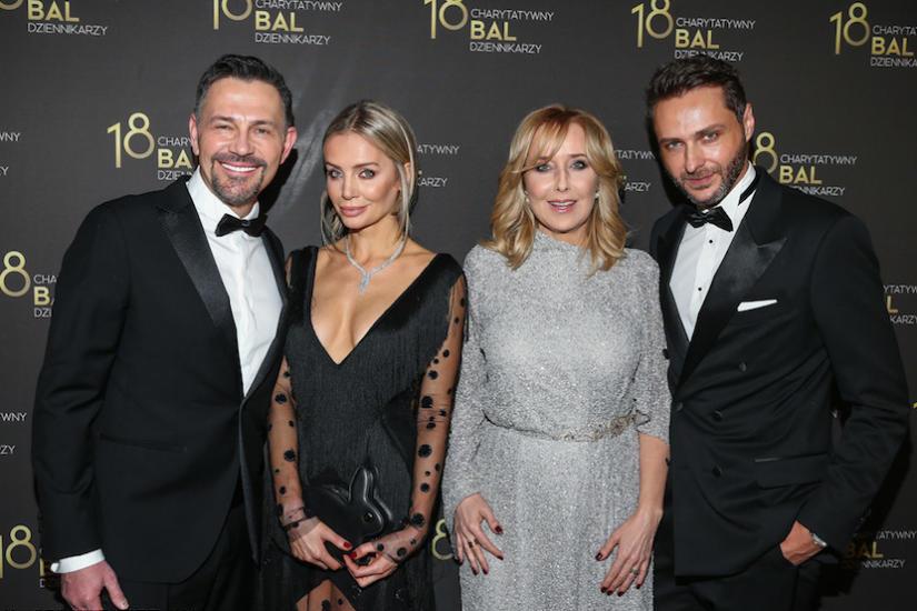18. charytatywny bal dziennikarzy 2018