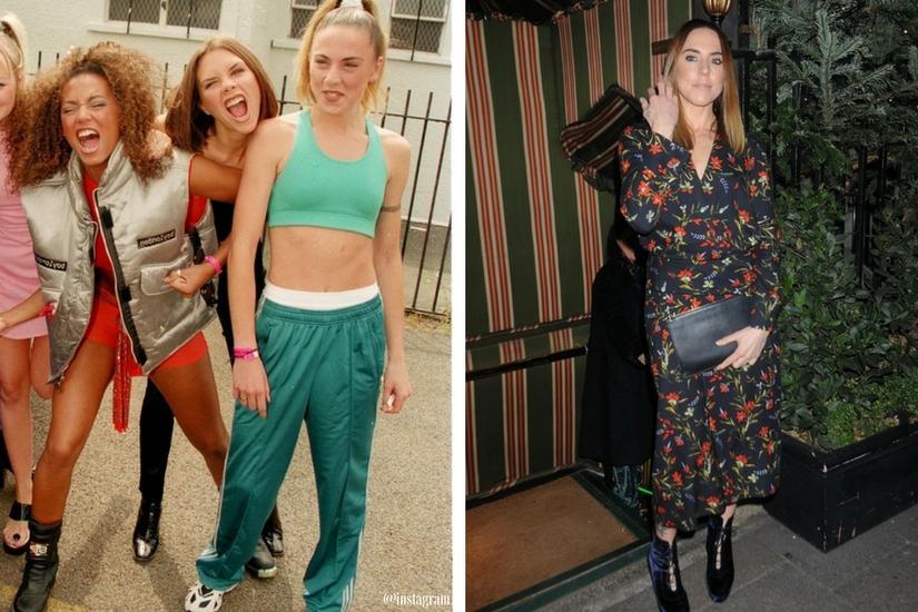 Mel C ze Spice Girls, zaraz po Victorii miała najbardziej spektakularna przemianę