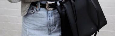 spódnica mini jak nosić