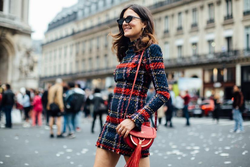 Sukienka  lub spódnica może być wygodną alternatywą dla jeansów