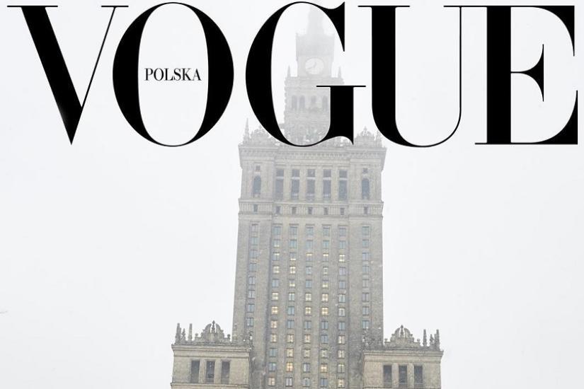 Vogue Polska pierwszy numer