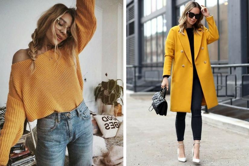 Żółty to kolor przewodni sezonu