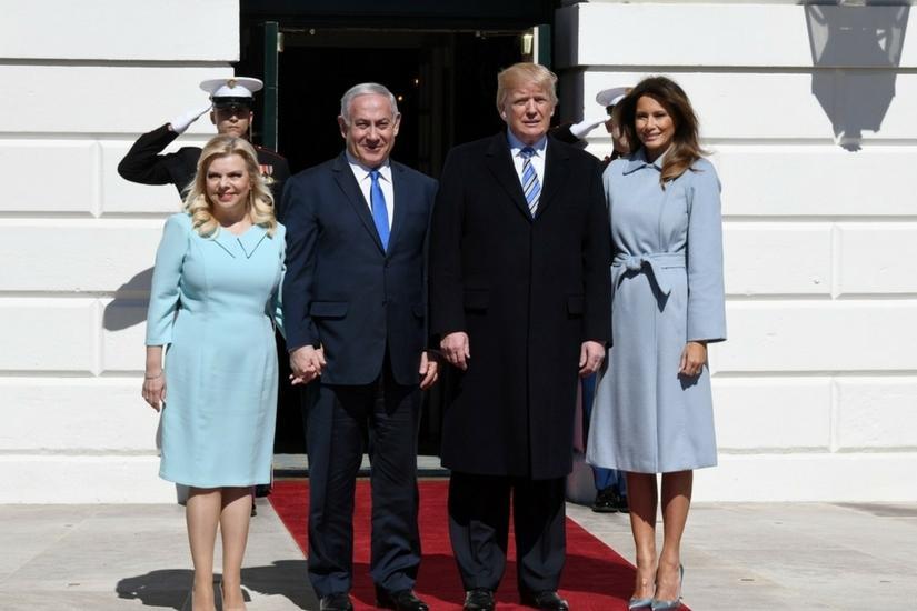 Melania Trump wybrała płaszcz, który zachwycił Amerykanki