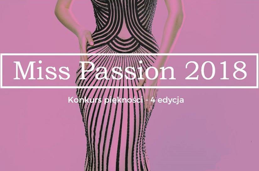 Miss Passion 2018 konkurs