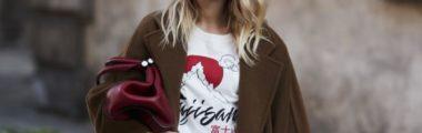 Jakie T-shirty będziemy nosić wiosną?