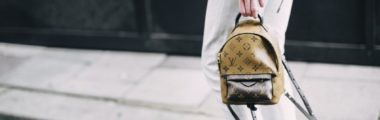 plecak zamiast torebki