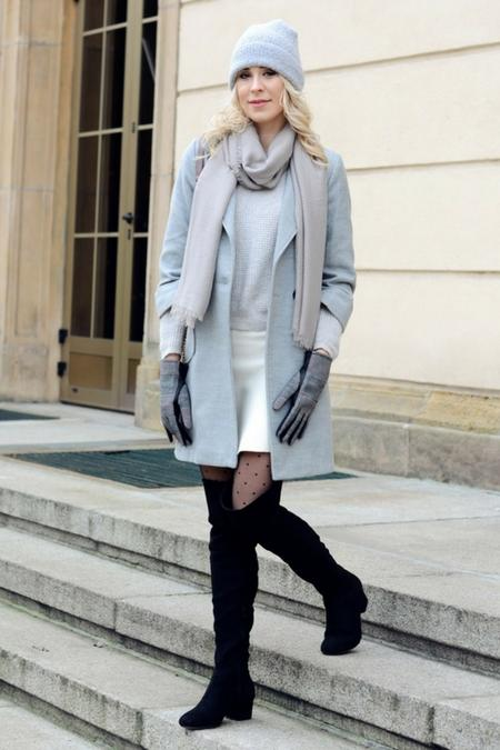 Blogerka Stylish Blog story w pastelowej stylizacji