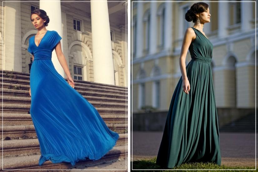 adc7fb222d Sukienki maxi wieczorowe. Długie suknie na wieczorowe wesele
