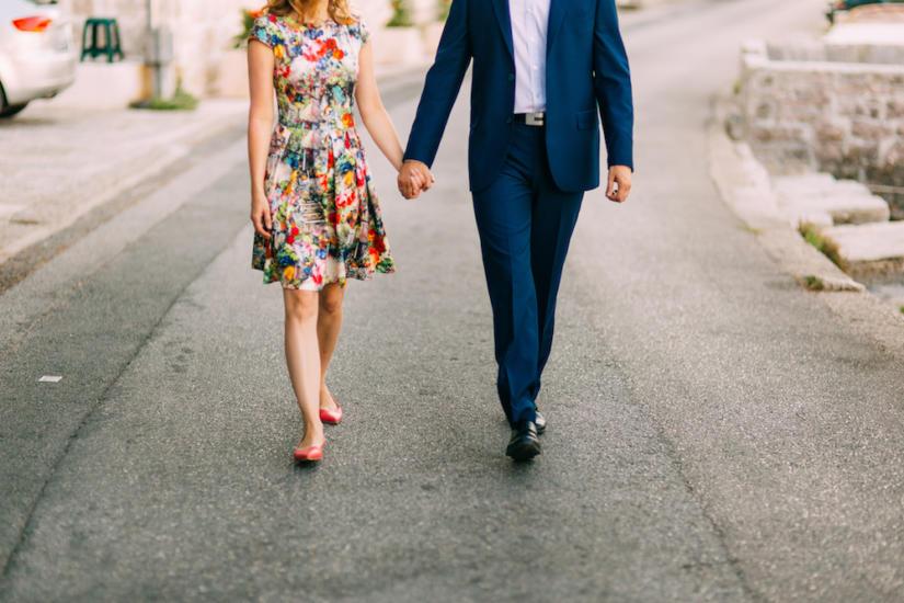 8d414d2124 Płaskie buty na wesele. Balerinki sprawdzą się idealnie jako alternatywa  dla czółenek