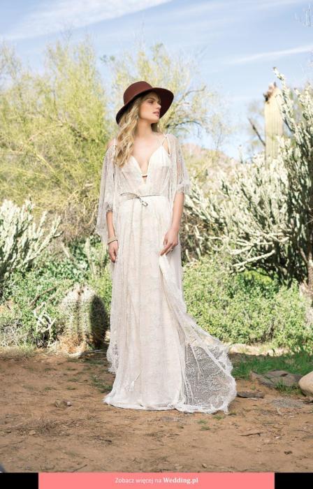 d6f546e2c9 Suknie ślubne w stylu boho - Allani Trendy