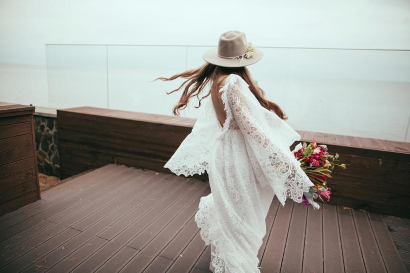boho suknie ślubne