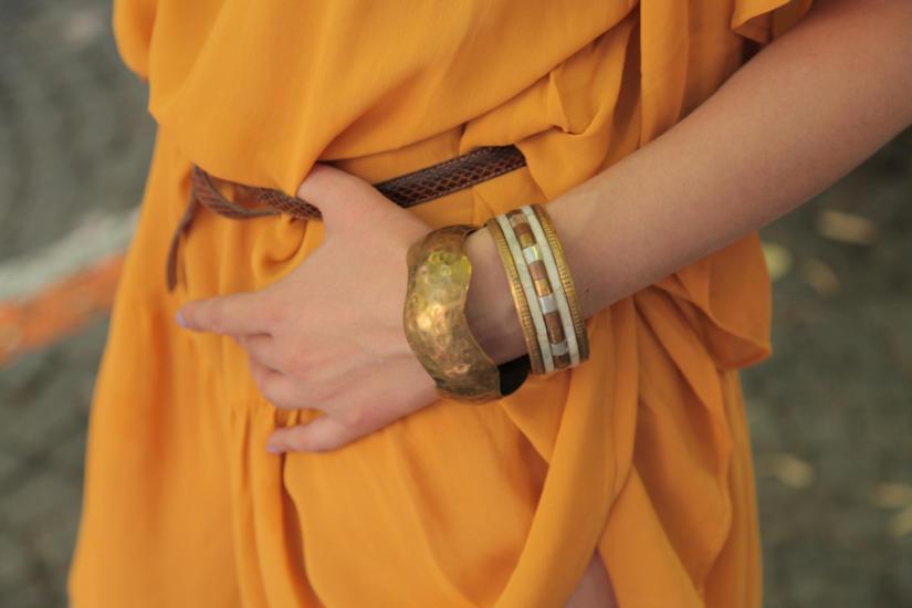 Wyrazista biżuteria w stylu boho