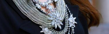 biżuteria - trendy jesień 2018