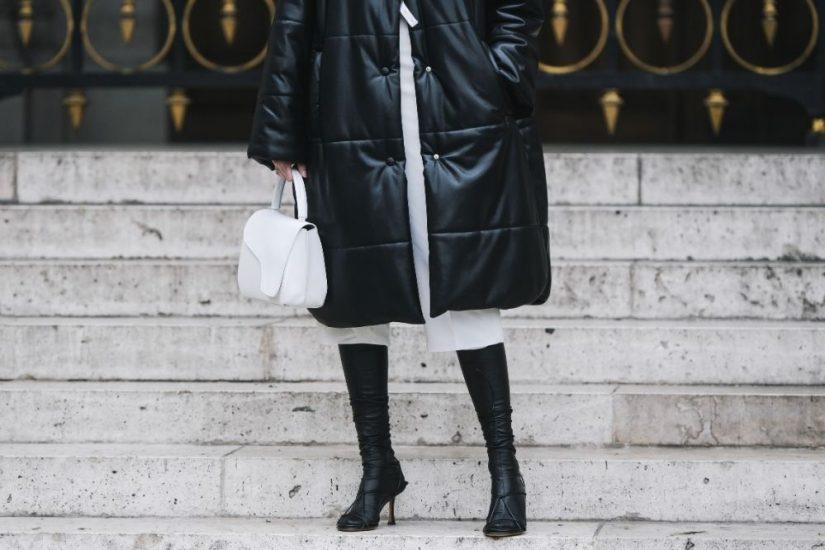 Zimą ciepłe pikowane płaszcze będą modnym i praktycznym wyborem!