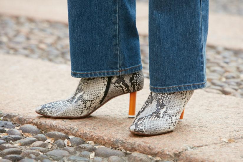 Buty w zwierzęce wzory królują w modzie ulicznej i nie tylko!