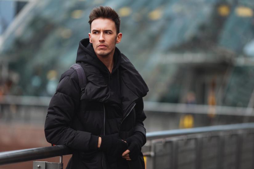 Puchowe kurtki zimowe to uniwersalny fason dla mężczyzn na zimę 2018/2019!
