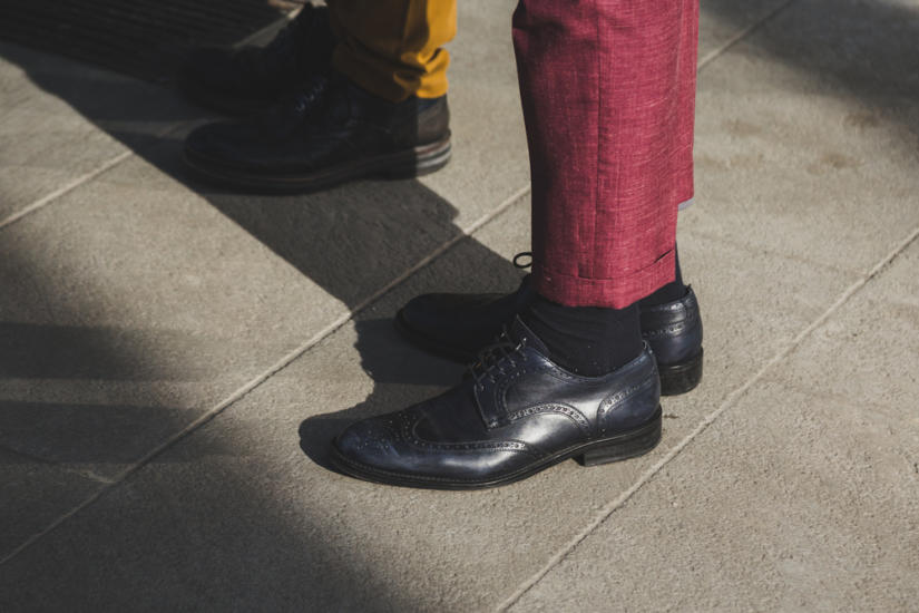 Eleganckie buty męskie zimowe warto mieć w szafie na specjalne okazje