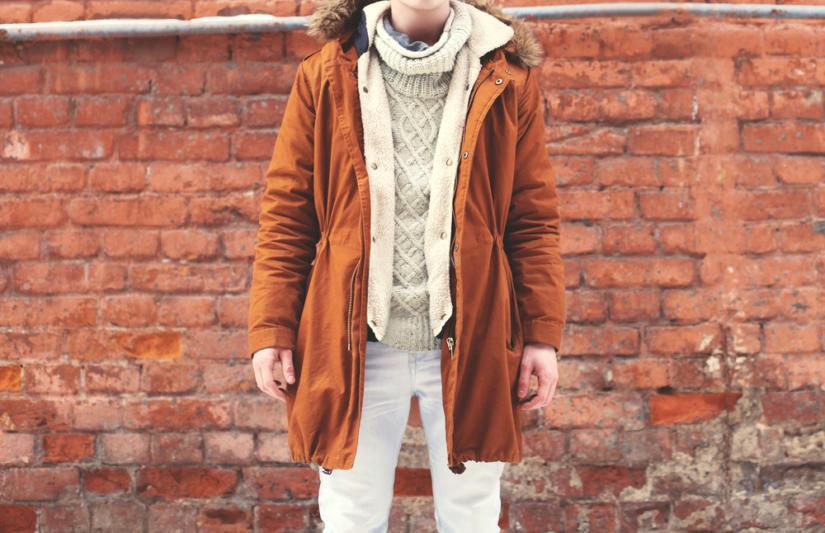 Zimowa kurtka męska typu parka to już kultowy fason!