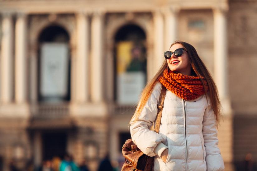 Pikowana kurtka termiczna to gwarancja ciepła nawet w trakcie największych mrozów