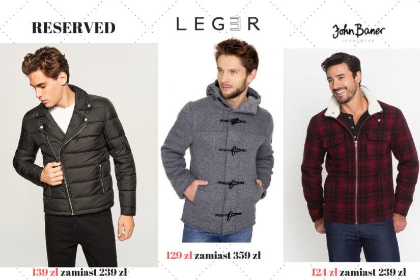 Zimowe kurtki męskie w stylu retro na wyprzedażach można znaleźć w rewelacyjnych cenach, fot. 3. Bonprix.com