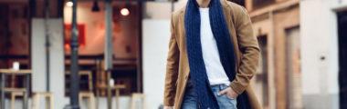 płaszcze męskie na jesień i zimę