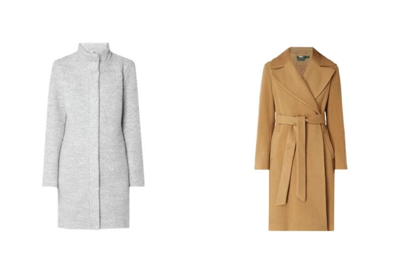 819cf2481bbb Modne i ciepłe wełniane płaszcze damskie - zobacz nasze zimowe ...