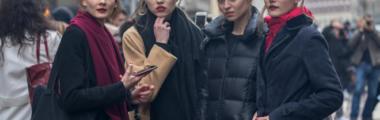 Modne pikowane płaszcze są ciepłe i pasują do wielu stylizacji