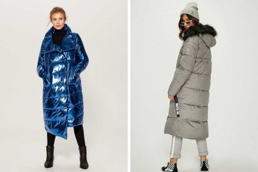 Sportowy pikowany płaszcz to wygoda, ciepło i modny wygląd, fot. Mohito, Answear.com
