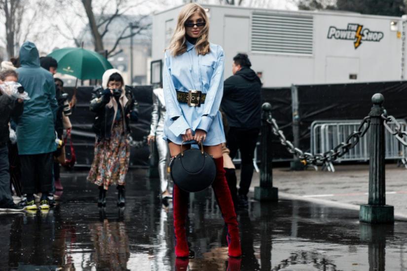 Zamszowe muszkieterki cieszą się ogromną popularnością również wśród fashionistek!