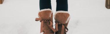Śniegowce damskie - jak nosić