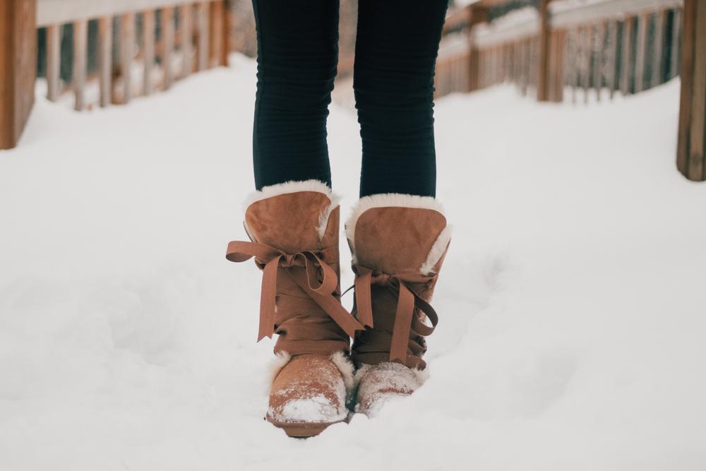 śniegowce Damskie Rozmiar 42 Stylowo I Modnie Z Allani