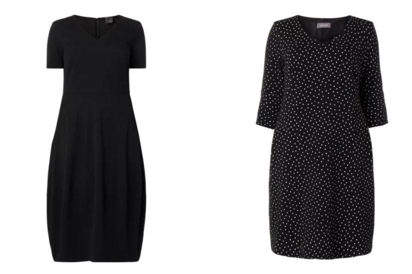 Odpowiednio dobrana czarna sukienka pozwoli czuć się świetnie w tę wyjątkową noc, fot. Peek&Cloppenburg.