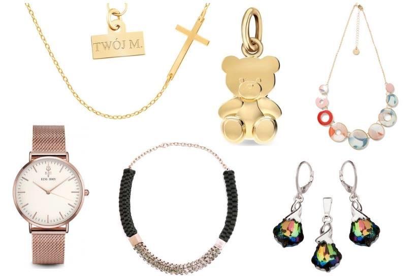 Z biżuterii ucieszy się na pewno każda kobieta