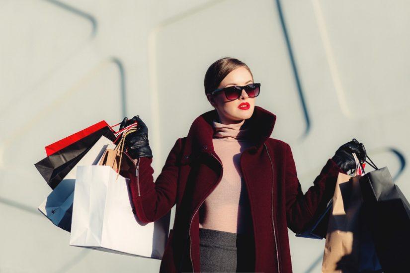 Robiąc zakupy w Czarny Piątek możesz być pewna, że sporo zaoszczędzisz!