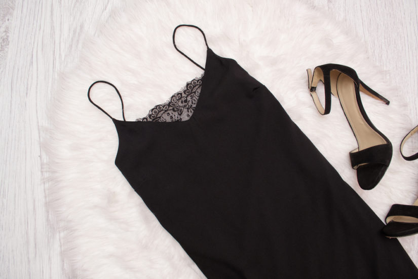 Odzież zdobiona koronką to idealny wybór na specjalne okazje!