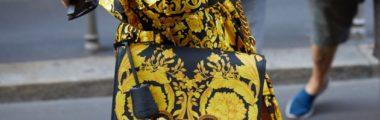 scarf print - apaszkowy wzór