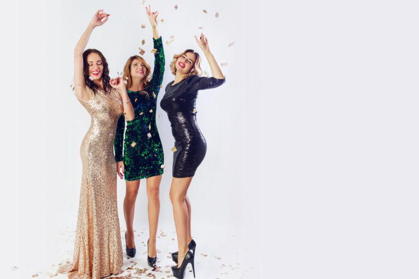Sukienki cekinowe na sylwestra 2018/2019 – zobacz nasze typy!