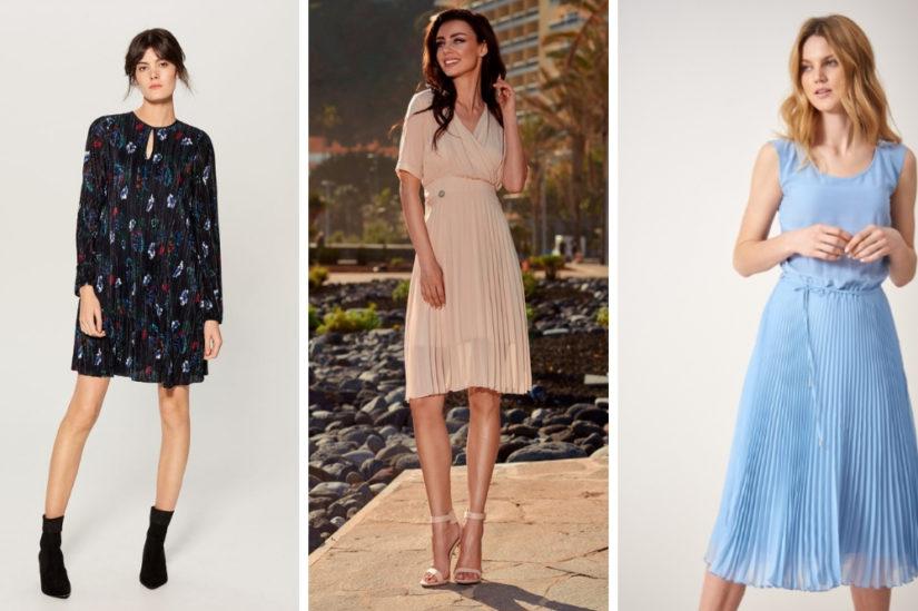 26c51ed3 Najpiękniejsze sukienki na wiosnę 2019 - trendy z wybiegów i nie ...