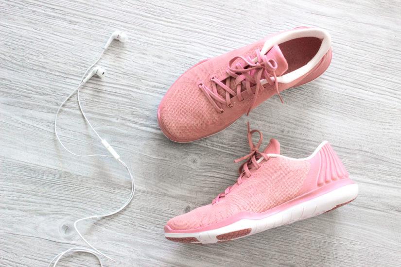 Wygodne i praktyczne buty na siłownię mogą też być bardzo estetyczne i zgodne z najnowszymi trendami