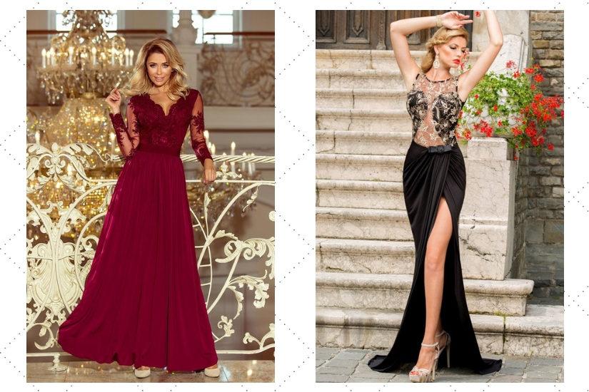 Jaka sukienka na studniówkę – długa czy krótka? Allani trendy