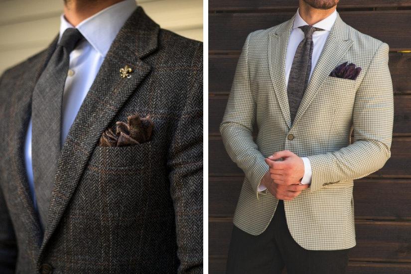 Panowie również powinni postawić na elegancję, ale też nieco ją urozmaicić