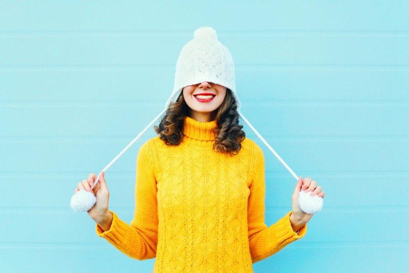 Dopasuj czapkę, szalik czy rękawiczki do całego swojego stroju!