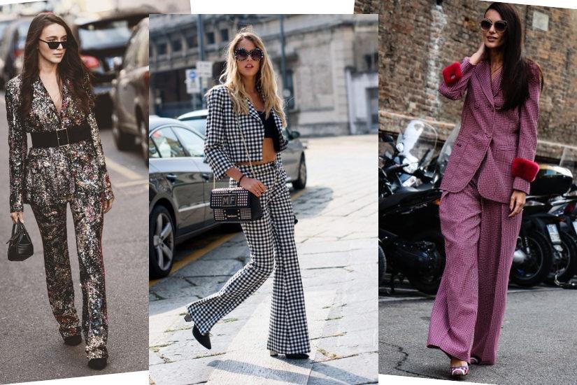 Garnitury w wersji niezwykle kobiecej i barwnej - tak je nosimy wiosną 2019!