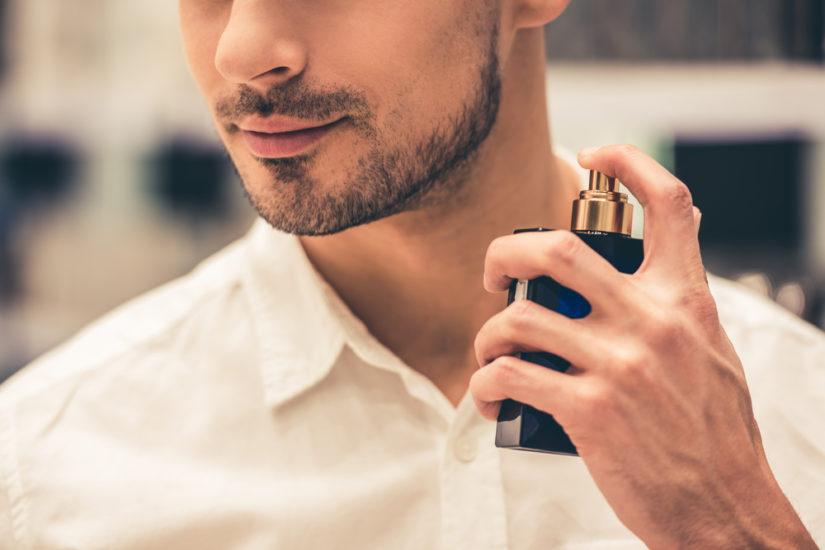 Perfumy to idealny prezent na święta, który przyda się każdemu mężczyźnie!