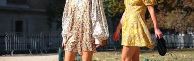 Modne sukienki na wiosnę 2019 zachwycają kolorami i wzorami