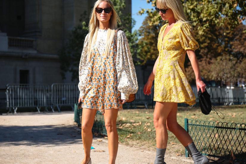 5db12497de Najpiękniejsze sukienki na wiosnę 2019 - trendy z wybiegów i nie ...
