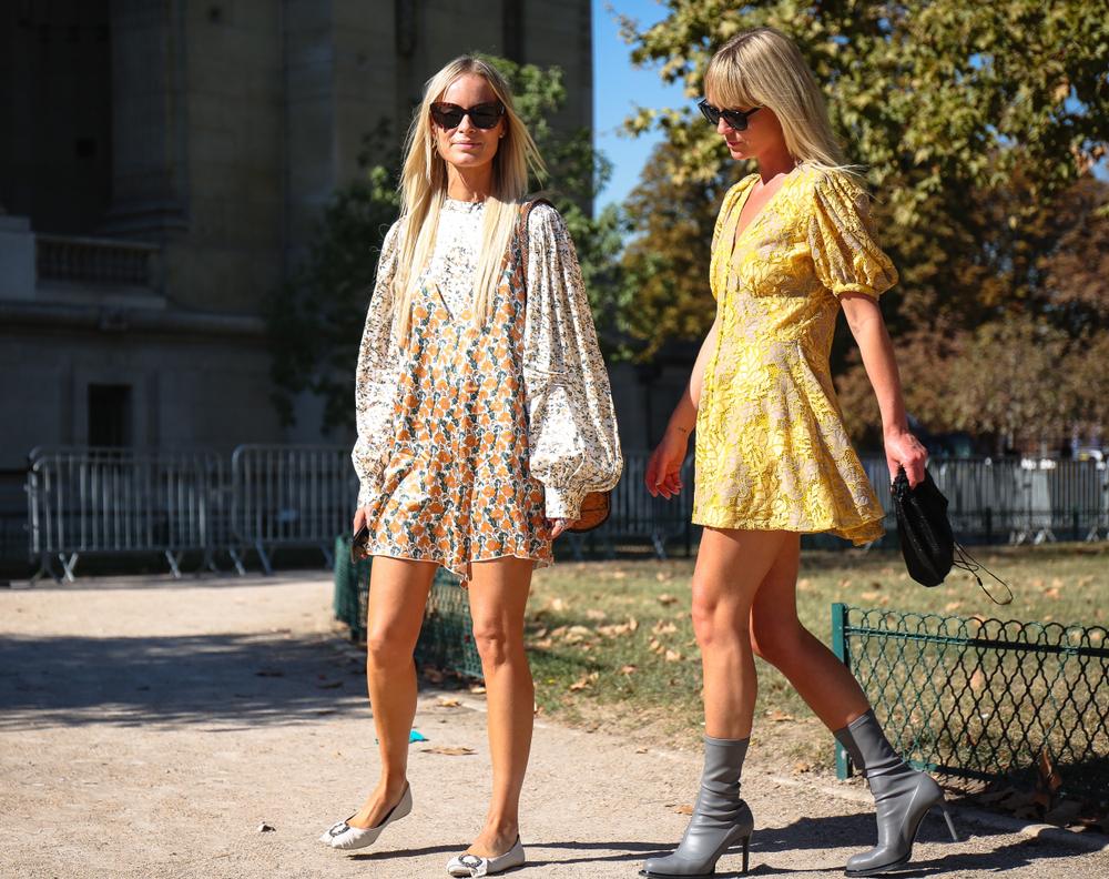 Najpiękniejsze sukienki na wiosnę 2019 trendy z wybiegów i