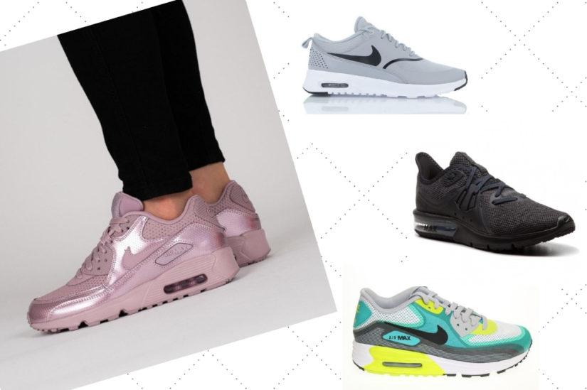 Buty Nike Air Max to kultowy model tej marki