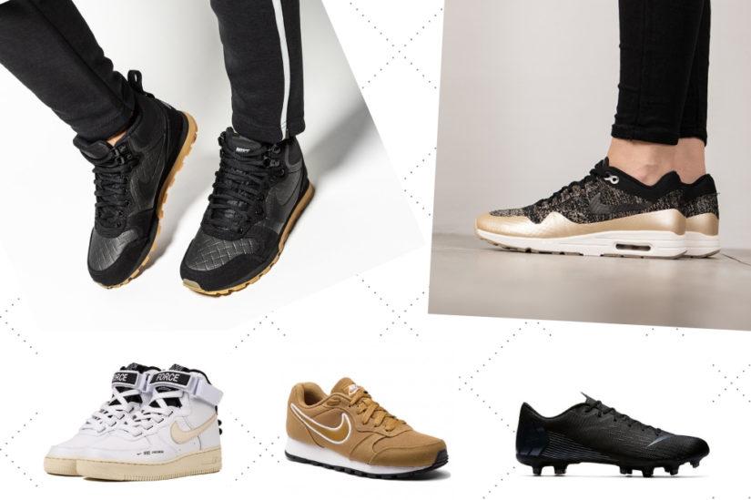 Buty sportowe Nike będą doskonałe do różnego rodzaju aktywności
