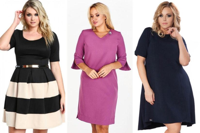 Eleganckie sukienki przydadzą się do pracy, ale też na bardziej uroczyste okazje, fot. elegrina.pl, fokus.pl, molly.pl.